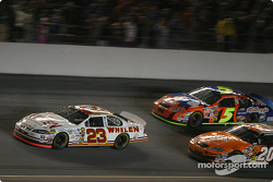 Dave Blaney, Tony Stewart and Terry Labonte