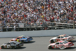 Kurt Busch, Terry Labonte, Dave Blaney and Casey Mears