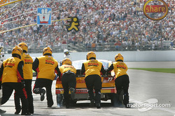 Pitstop for Brendan Gaughan