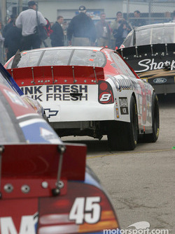 Drivers head to track for practice