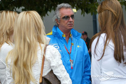 The always popular Flavio Briatore