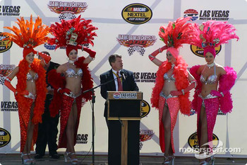 VP of Las Vegas Motor Speedway