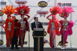 VP of Las Vegas Motor Speedway