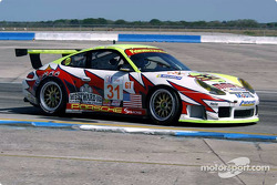#31 White Lightning/Petersen Motorsports Porsche 911 GT3RS: Michael Petersen, David Murry, Craig Stanton