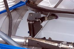 Carbon fiber oil breather