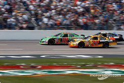 Bobby Labonte and Scott Wimmer