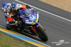 #94 Yamaha Racing France GMT 94 Yahama R1: Sébastien Gimbert, William Costes, David Checa