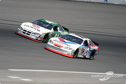 Casey Mears and Scott Riggs