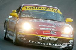 #44 The Race Site.com Porsche 996: Craig Stanton, Terry Borcheller