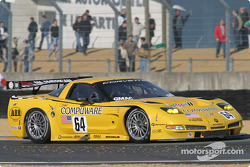#64 Corvette Racing Corvette C5-R: Ron Fellows, Johnny O'Connell, Max Papis
