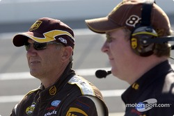 Dale Jarrett and crew chief Mike Ford
