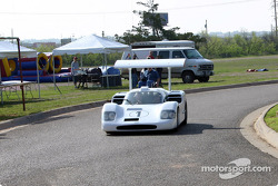Chaparral 2F on the Museum's driveway