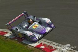 #8 Audi Sport UK Team Veloqx Audi R8: Allan McNish, Pierre Kaffer