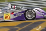 #88 Audi Sport UK Team Veloqx Audi R8: Jamie Davies, Johnny Herbert
