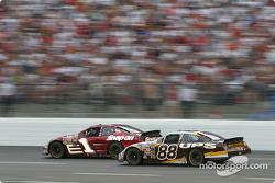 John Andretti and Dale Jarrett