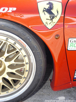 # 11 Ferrari 360GT