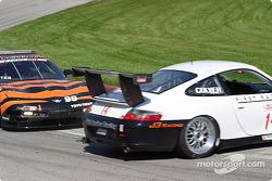 Michael Culver (#14 Porsche 911 GT3 Cup)