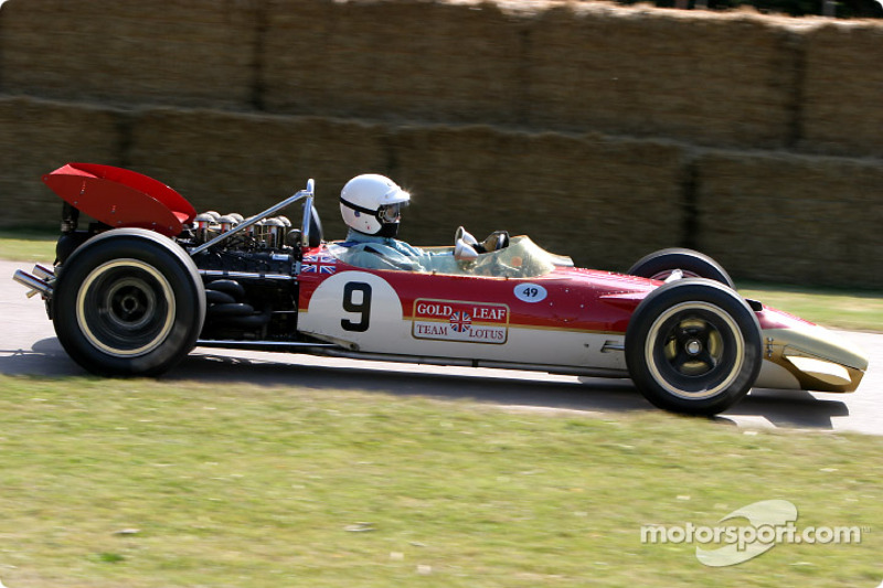 1968 Lotus-Cosworth 49B
