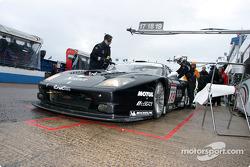 #18 JMB Racing Ferrari 575 M Maranello: Lorenzo Case, Bert Longin, Matteo Malucelli