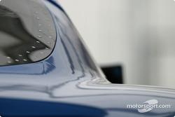 Detail of JD Racing Promotions Jaguar