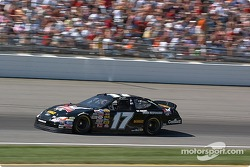 #17 Matt Kenseth qualifies for the Brickyard 400