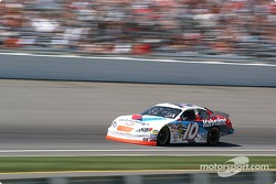 #10 Scott Riggs qualifies for the Brickyard 400