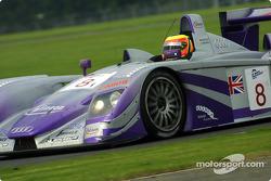 #8 Audi Sport UK Team Veloqx: Pierre Kaffer, Allan McNish