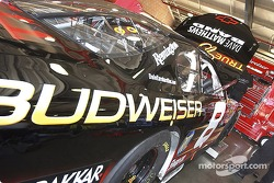 Dale Earnhardt Jr.'s Budweiser Chevy