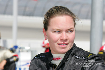 Indy Experience two-seater IndyCar: Sarah Fisher