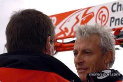 Legend Peter Brock returns for a final race at Sandown