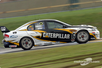 Craig Lowndes on Saturday