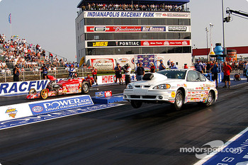 Competition Eliminator final: David Rampy and Bo Butner