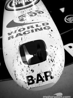 BAR-Honda 006 nose cones
