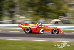 1975 Cheveron B31 of Turner Woodard