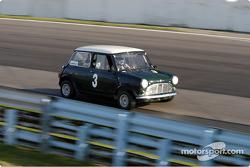 1964 Morris Cooper S of John Gorsline