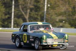 1972 MG Midget of Robert Peet