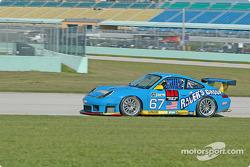 #67 The Racers Group Porsche GT3 RS: Kevin Buckler, Tom Nastasi