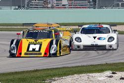 #9 Mears Motor Coach Speedsource Pontiac Riley: Paul Mears Jr., Mike Borkowski, #7 Southard Motorsports BMW Fabcar: Shane Lewis, Steve Southard