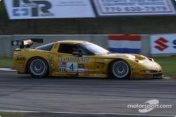 #4 Corvette Racing Corvette C5-R: Oliver Gavin , Olivier Beretta, Jan Magnussen