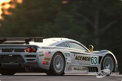 #63 ACEMCO Motorsports Saleen S7-R: Terry Borcheller, Johnny Mowlem, Joao Barbosa