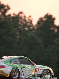 #67 The Racers Group Porsche 911 GT3 RSR: Pierre Ehret, Robert Nearn, Philip Collin