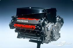 Honda Racing press conference: Honda RA004E