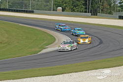 #38 TPC Racing Porsche GT3 Cup: Marc Bunting, Andy Lally