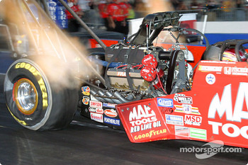 Doug Kalitta launching