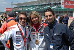 LCR Honda MotoGP manager Lucio Cecchinello