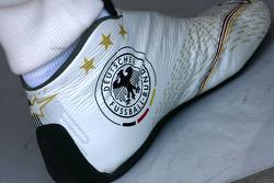 Shoes of Michael Schumacher, Mercedes GP