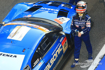 #12 Calsonic Impul GT-R: Ronnie Quintarelli of Team Impul