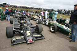 Classic Lotus collecting area