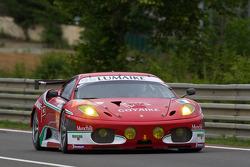 #96 AF Corse Ferrari F430 GT Luis Perez Companc, Matias Russo, Mika Salo