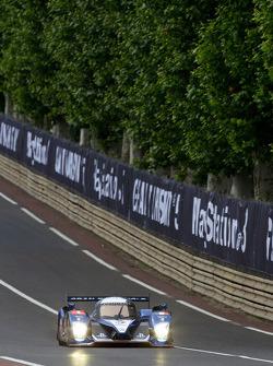 #1 Team Peugeot Total Peugeot 908: Alexander Wurz, Marc Gene, Anthony Davidson